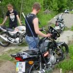 Украинские хлопцы в Хабаровске