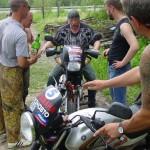 Украинские парни и Хабаровские байкеры