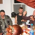Отмечаем встречу Киевлян